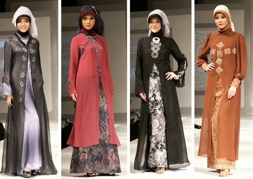 Bentuk Baju Lebaran Untuk Ibu Gdd0 Model Busana Muslim Untuk Lebaran 2014