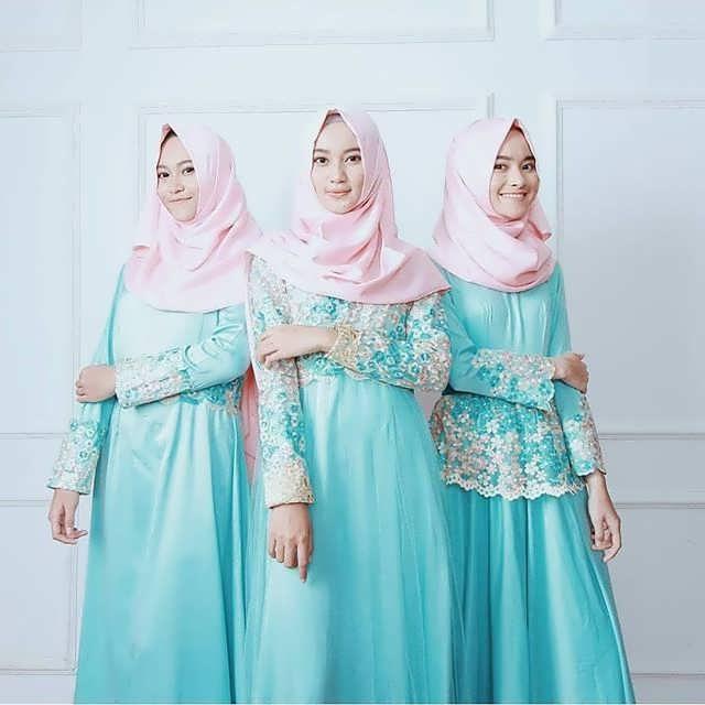 Bentuk Baju Lebaran Untuk Ibu Gemuk Etdg 35 Model Baju Gamis Terbaru Lebaran Hamil Gemuk Kurus