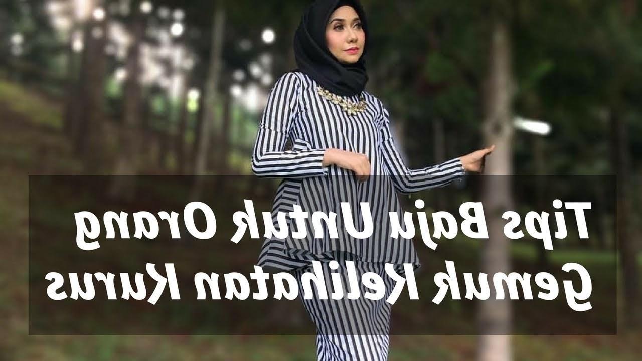 Bentuk Baju Lebaran Untuk Ibu Gemuk Ipdd Tips Baju Untuk orang Gemuk Supaya Nampak Lebih Kurus