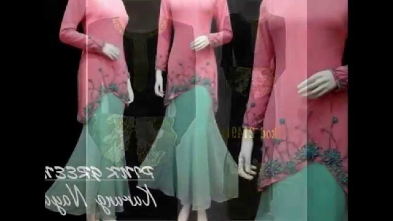 Bentuk Baju Lebaran Untuk Ibu Gemuk T8dj Gaun Muslimah Terbaru Baju Kurung Moden Baju Gamis Pesta