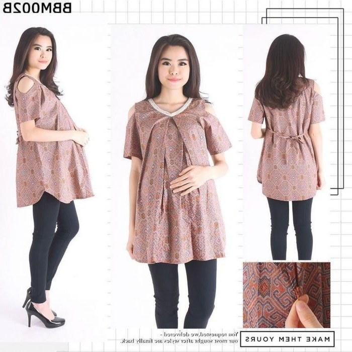 Bentuk Baju Lebaran Untuk Ibu Mndw Baju Mini Dress Untuk Ibu Hamil