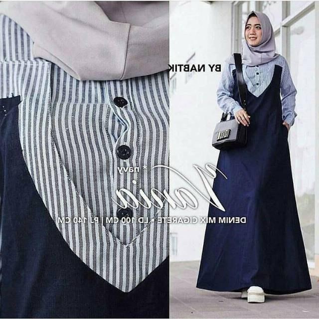 Bentuk Baju Lebaran Wanita Terbaru 3ldq Model Baju Wanita Terbaru Kekinian Untuk Lebaran Ella27