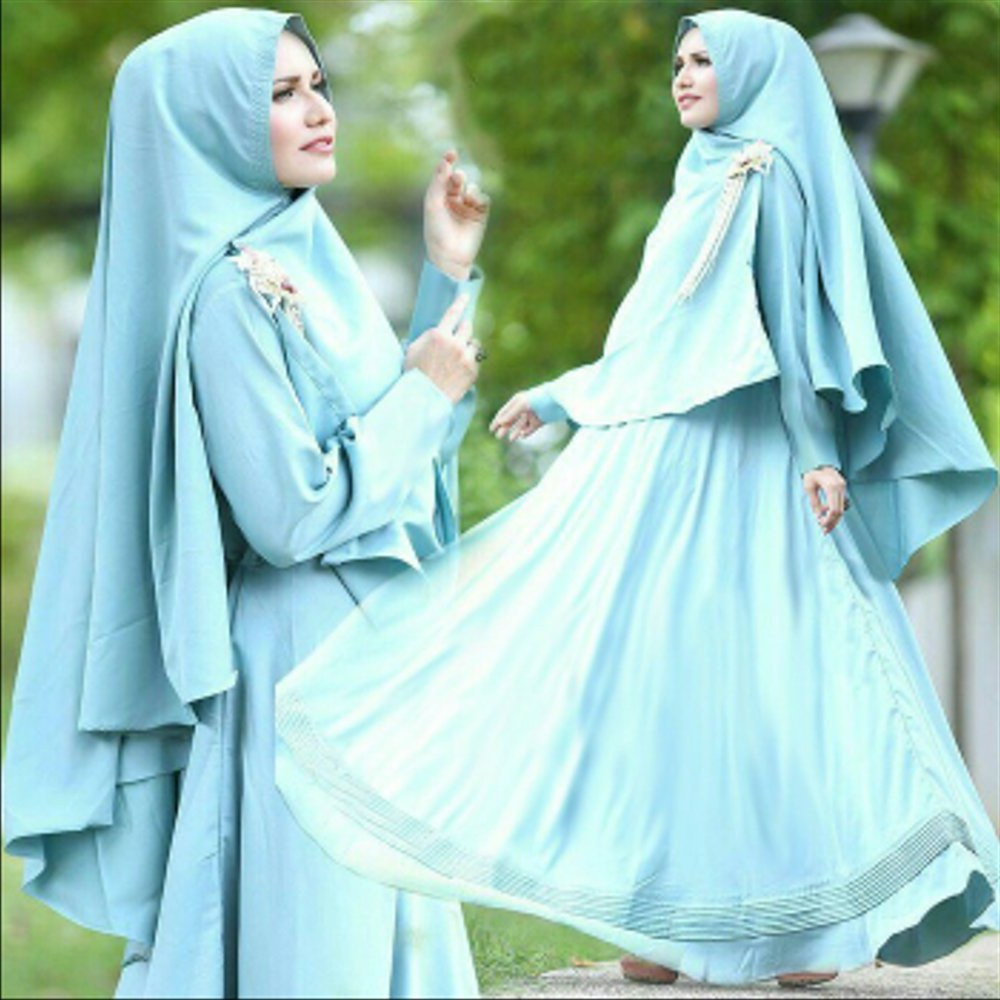 Bentuk Buka Lapak Baju Lebaran E6d5 Jual Pakaian Muslim Muslimah Wanita Terbaru Gaul Baju