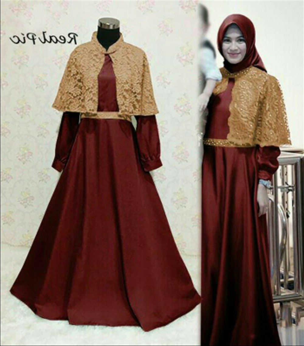 Bentuk Design Baju Lebaran Gdd0 Jual Baju Pesta Baju Gaun Muslim Baju Gamis Baju Kondangan