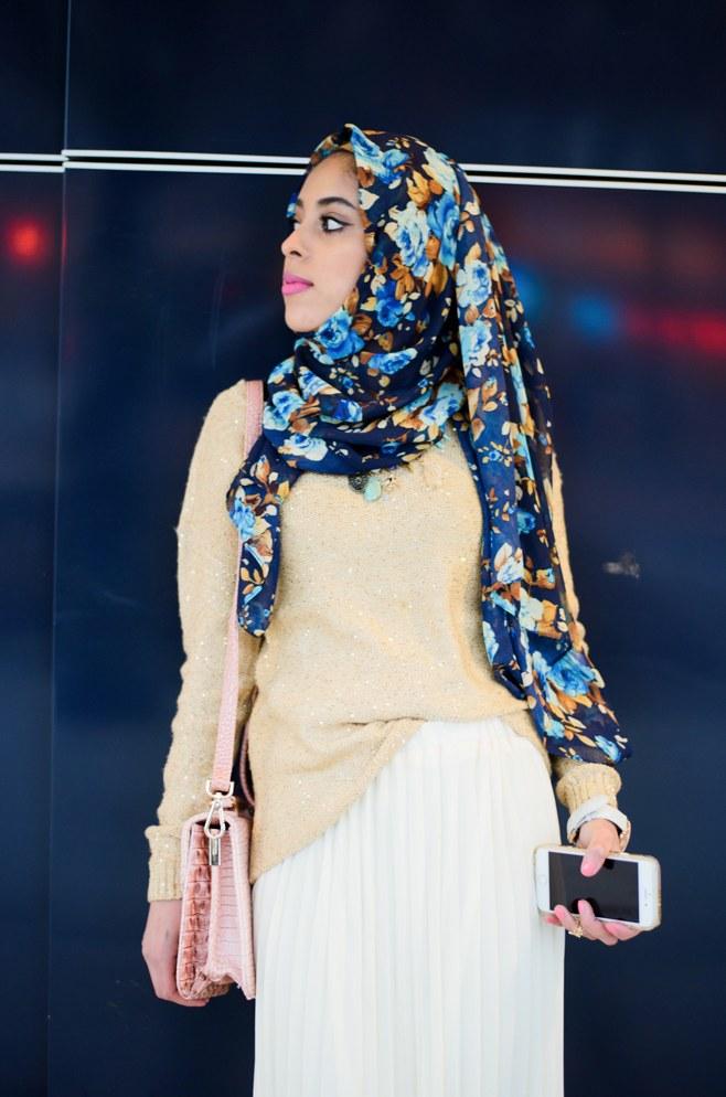 Bentuk Fashion Muslimah Modern 0gdr Muslimah Fashion Hijab Style Modern Muslim Women Maxi