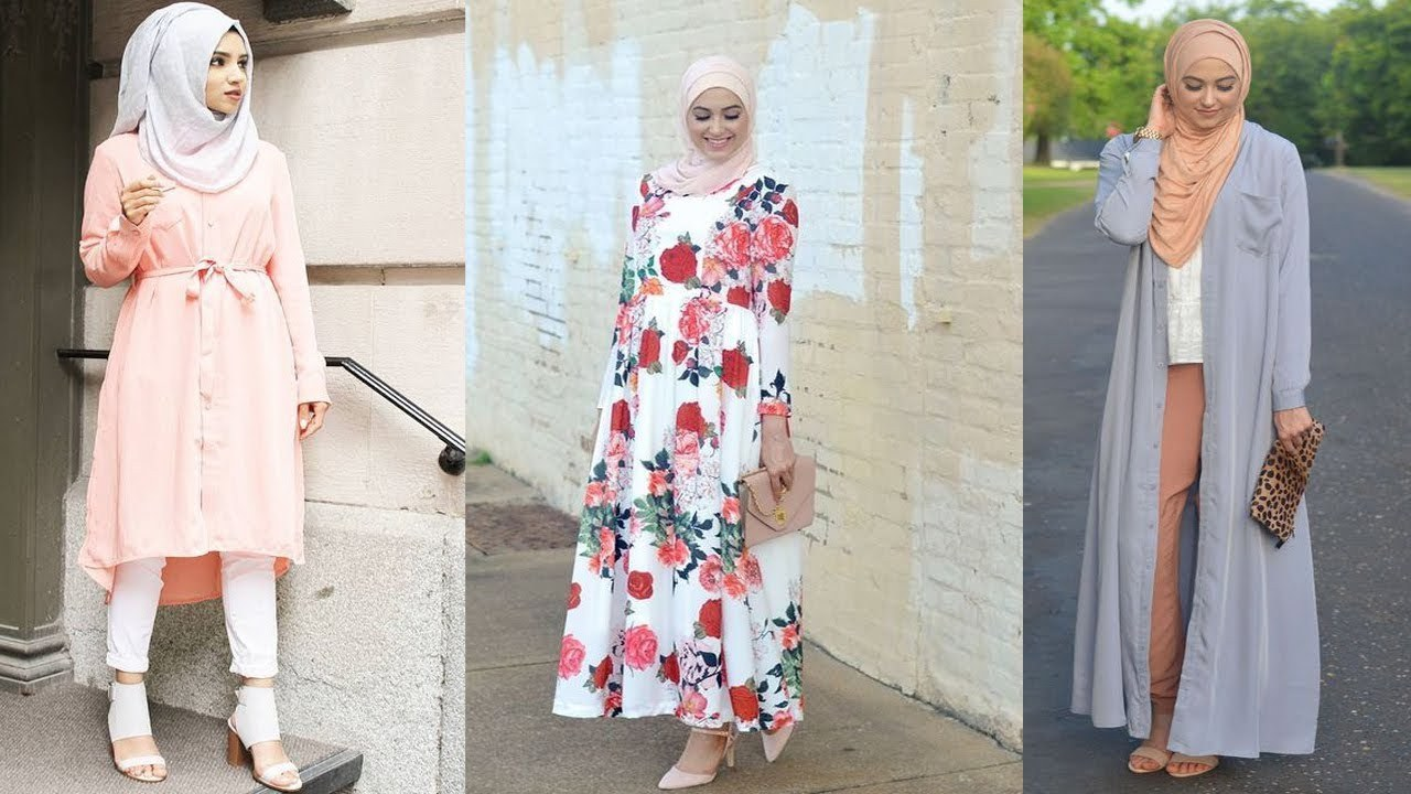 Bentuk Fashion Muslimah Modern 9fdy Modern Muslimah Fashion Outfit Ideas for Summer