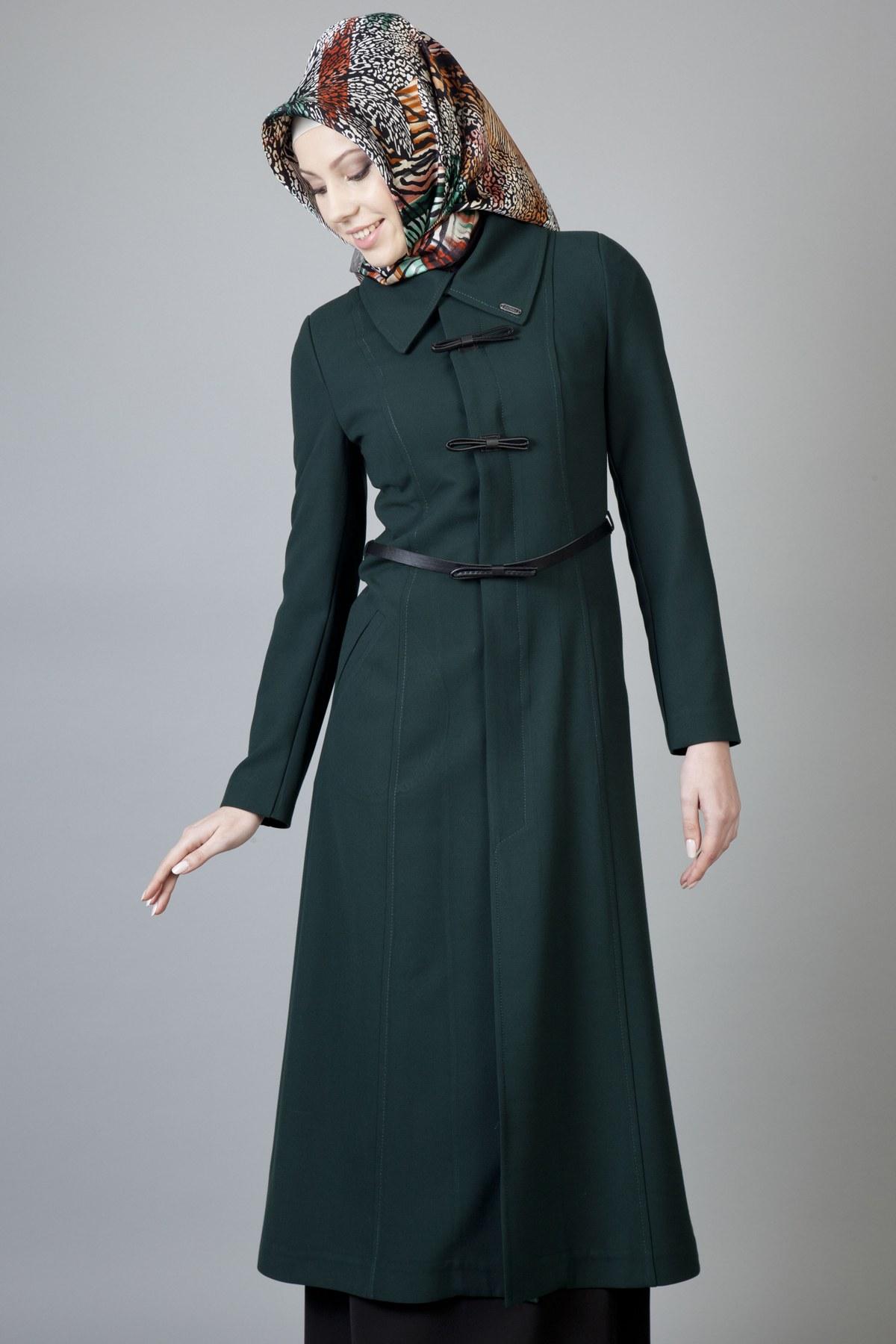 Bentuk Fashion Muslimah Modern D0dg Surcoats for Hijab Girls