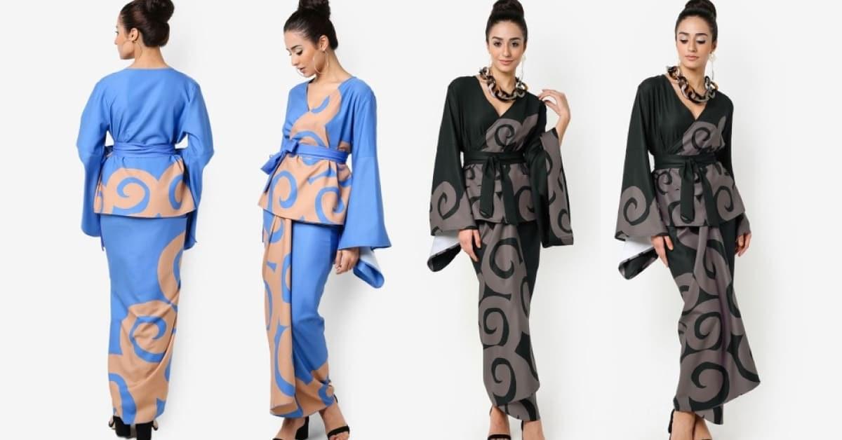 Bentuk Fashion Muslimah Modern Qwdq 10 Modern Muslim Wear Ideas Malaysia 2020 Modest islamic