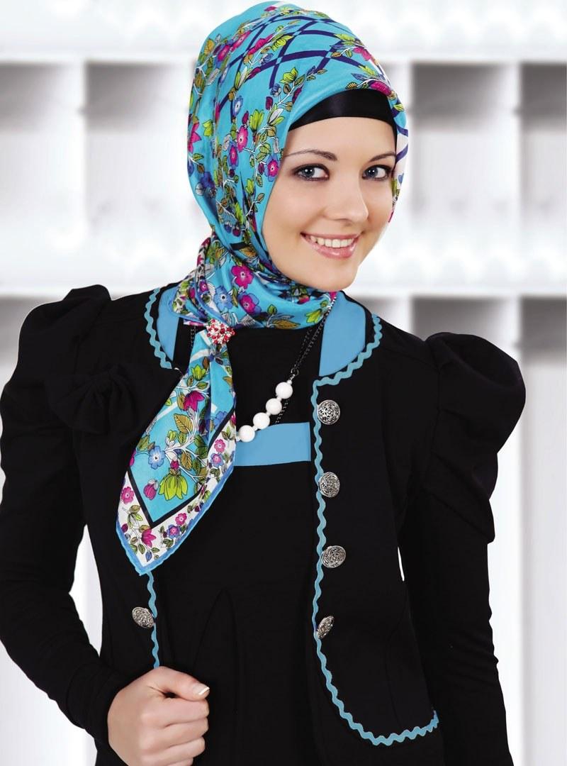 Bentuk Fashion Muslimah Modern S1du Modern Hijab for Women In islam