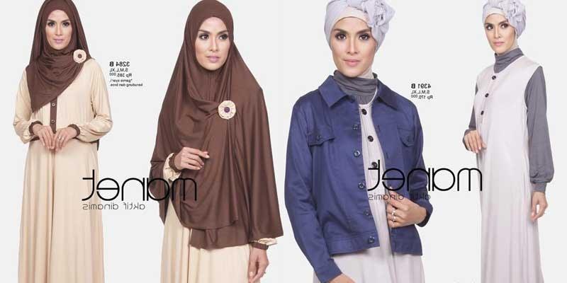 Bentuk Fashion Muslimah Terbaru 2020 Dwdk Baju Muslim Terbaru 2020 Modern Untuk Wanita