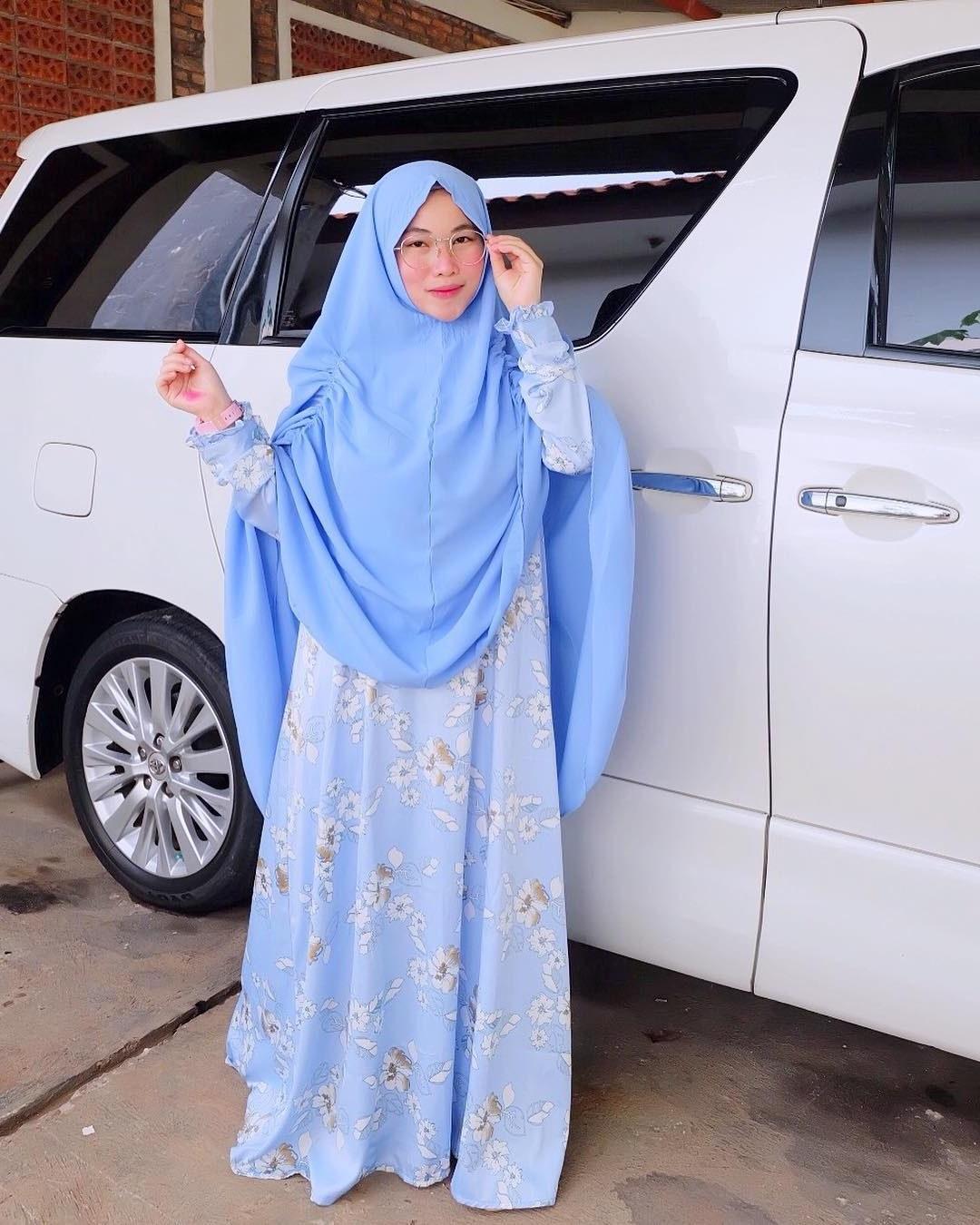 Bentuk Fashion Muslimah Terbaru 2020 Q0d4 21 Jubah Dress Muslimah Moden & Gorgeous Dresses 2020 Terbaik