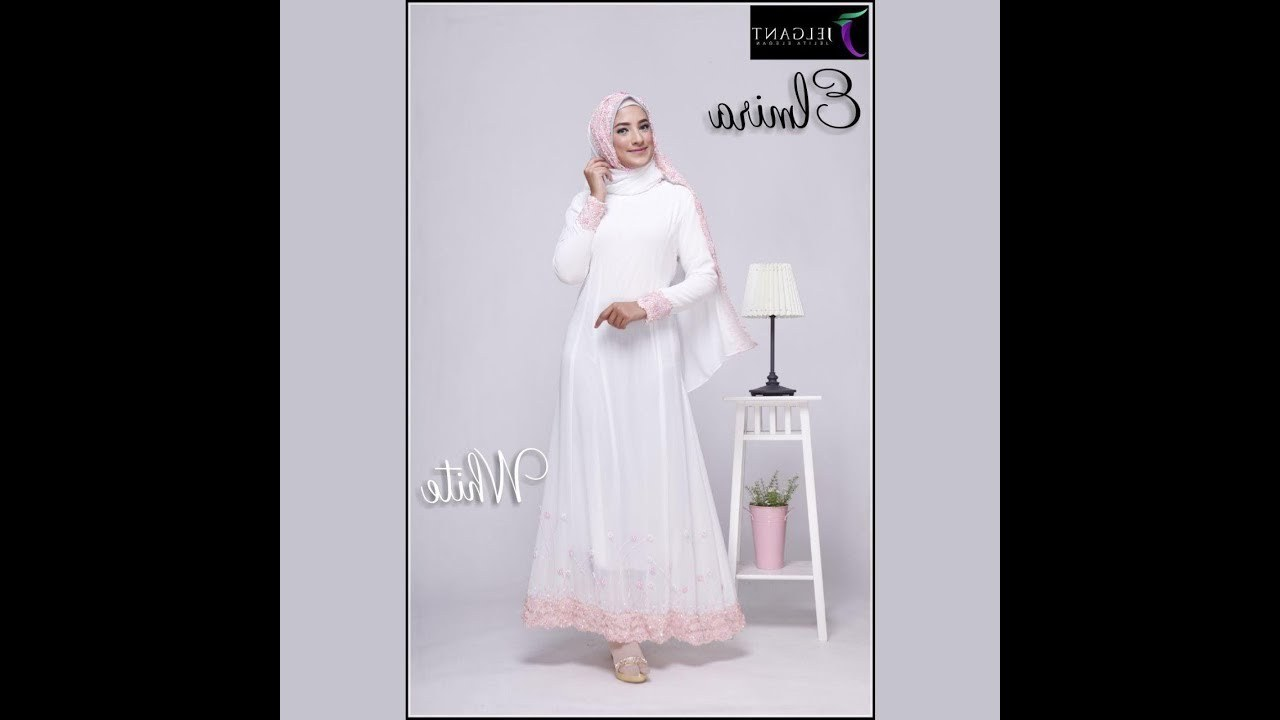 Bentuk Gaya Baju Lebaran 2018 87dx Fesyen Baju Raya 2018 Muslimah Fashion Terkini