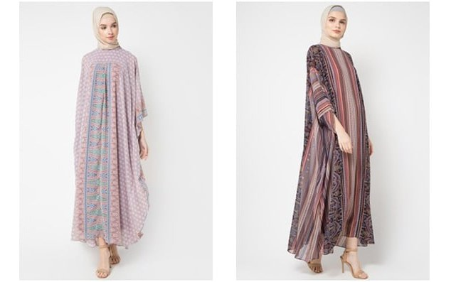 Bentuk Harga Baju Lebaran 3id6 Trend Model Baju Lebaran Wanita Muslimah Terbaru 2019