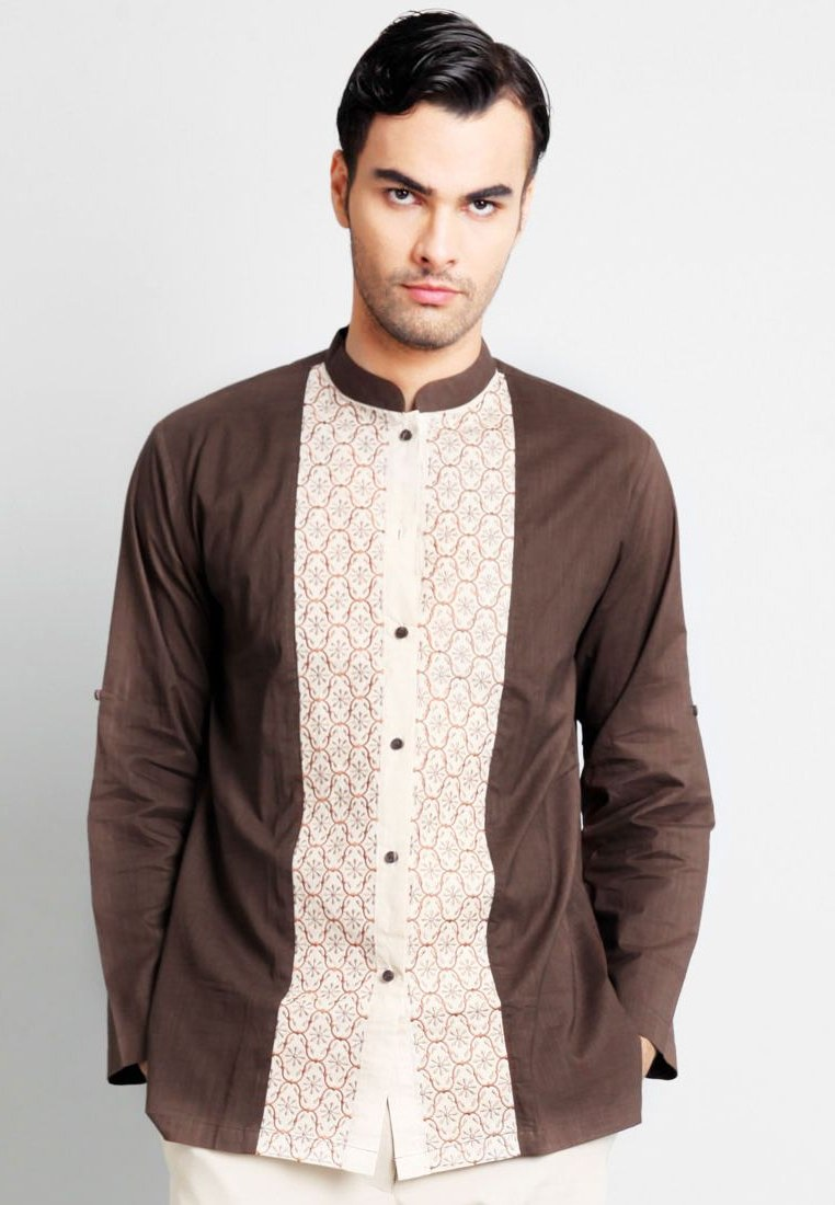 Bentuk Ide Baju Lebaran Tqd3 Ide Baju Koko atau Baju Muslim Untuk Lebaran