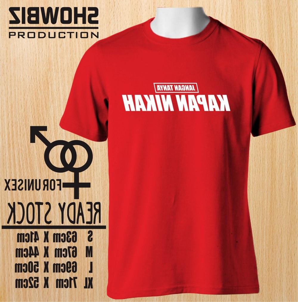 Bentuk Kata Kata Lucu Baju Lebaran Ftd8 Jual Kaos Kapan Nikah T Shirt Quote Baju Kata Kata Lucu