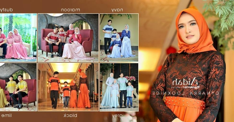 Bentuk Koleksi Baju Lebaran 2019 Ftd8 Baju Lebaran Modis Terbaru 2019