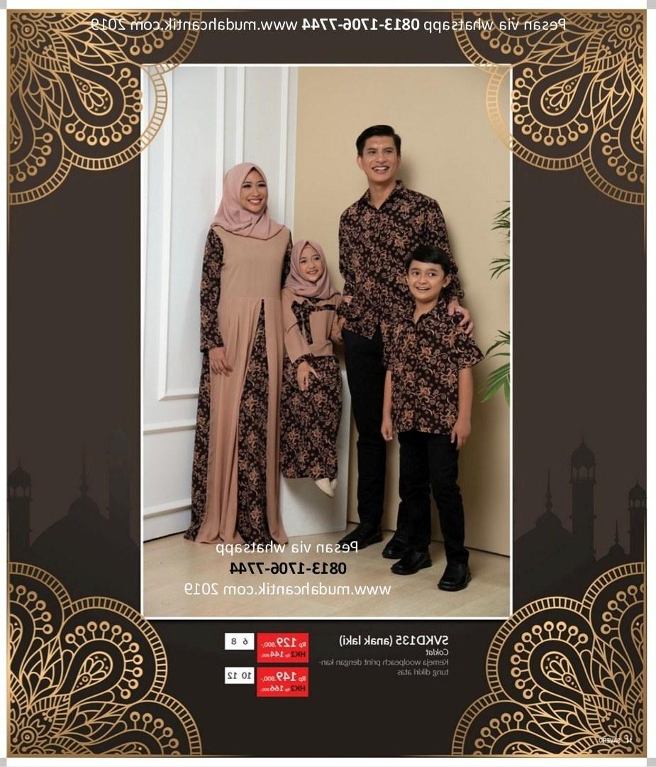 Bentuk Koleksi Baju Lebaran 2019 Kvdd Baju Lebaran Model Terbaru 2019