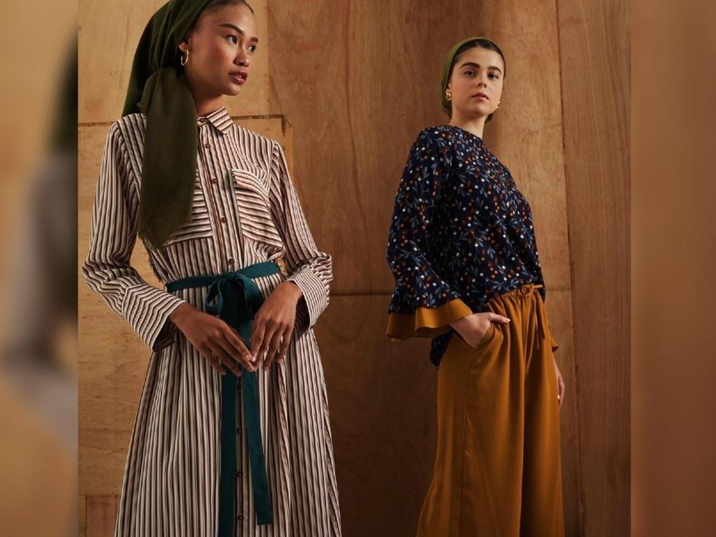 Bentuk Koleksi Baju Lebaran 2019 S5d8 Koleksi Baju Lebaran Terbaru Desainer Lokal Ternama