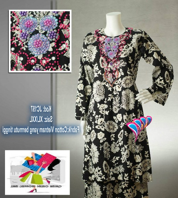 Bentuk Koleksi Baju Lebaran Budm Qasma Shoppe Koleksi Baju Kurung Untuk Lebaran Kini Tiba