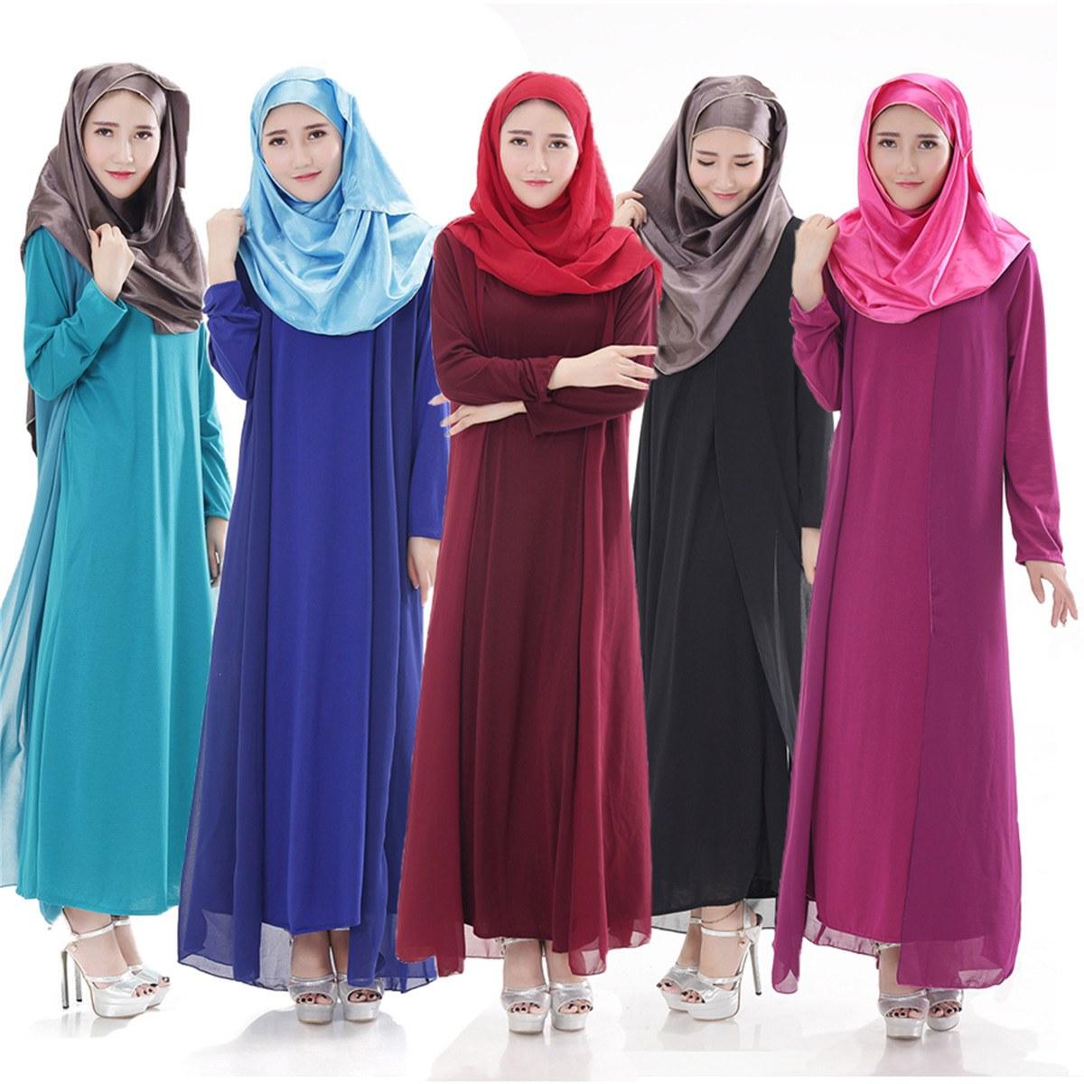 Bentuk Koleksi Baju Lebaran Irdz Koleksi Baju Dress Muslim Untuk Menyambut Lebaran toko