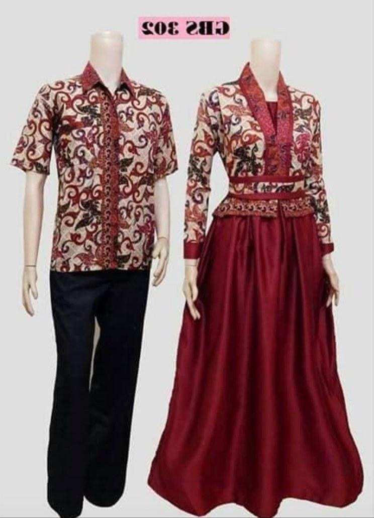 Bentuk Model Baju Lebaran atas Bawah Q0d4 30 Model Baju Kerja Batik atas Bawah Fashion Modern Dan