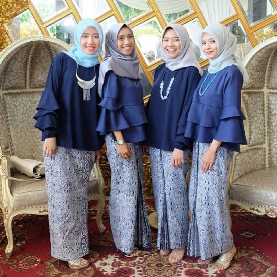 Bentuk Model Baju Lebaran Brokat Kvdd 2 071 Likes 11 Ments Inspirasi Kebaya Dan Gaun