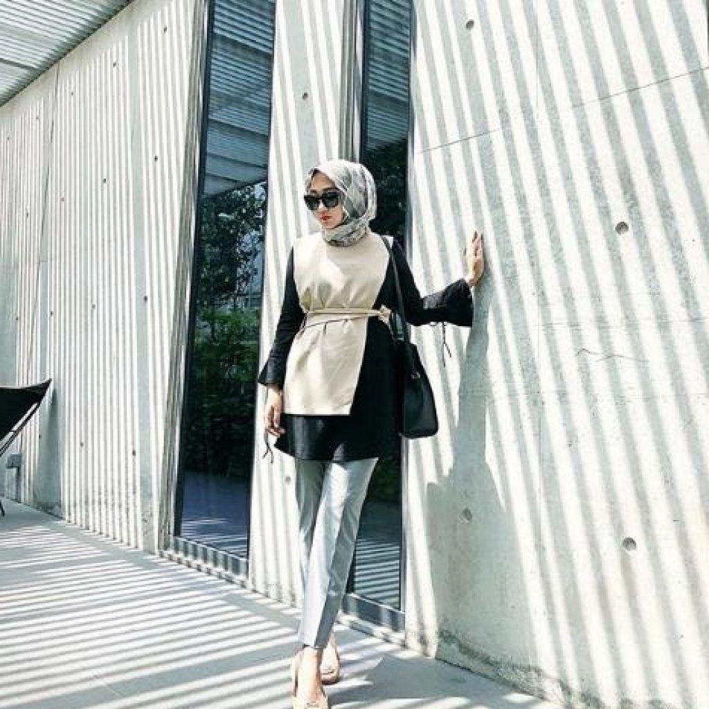 Bentuk Model Baju Lebaran Dian Pelangi 2018 D0dg 49 Model Baju Muslim Ala Dian Pelangi Modern 2018 Dengan