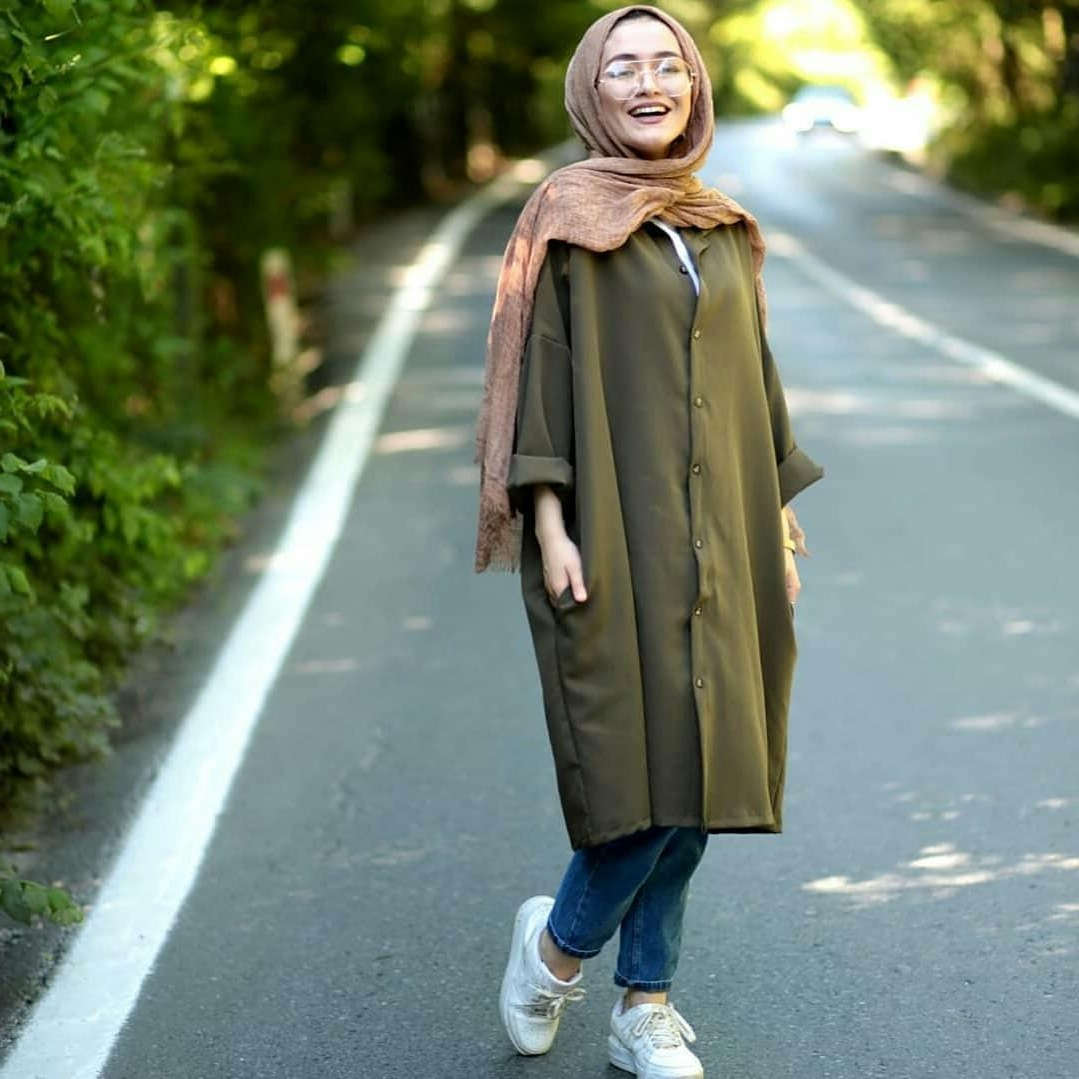 Bentuk Model Baju Lebaran Jaman Sekarang 9ddf Model Baju Jaman Sekarang Buat Lebaran Gambar islami