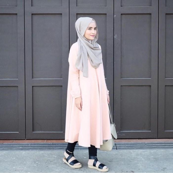 Bentuk Model Baju Lebaran Jaman Sekarang Y7du 19 Desain Baju Muslim Remaja Jaman Sekarang