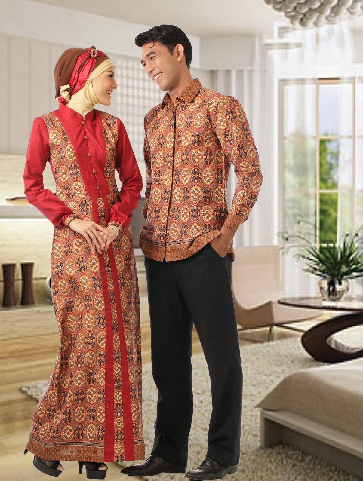 Bentuk Model Baju Lebaran Modern X8d1 Trend Model Baju Batik Lebaran Terbaru 2013