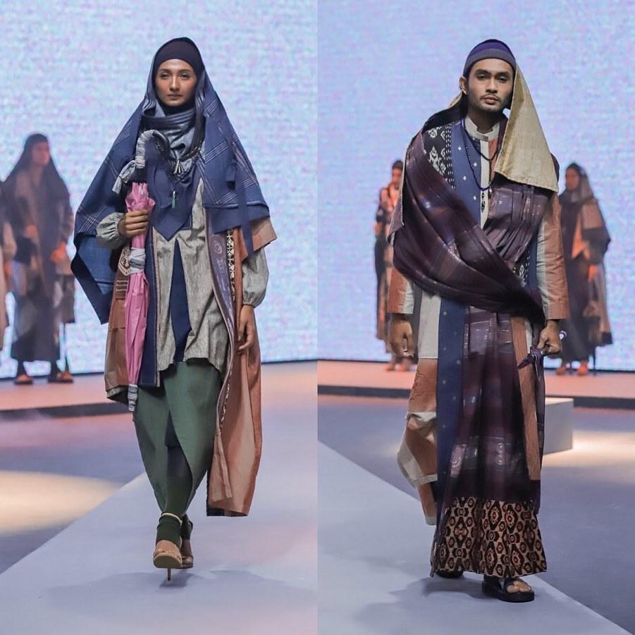 Bentuk Model Baju Lebaran Tahun 2020 Kvdd Inspirasi Model Baju Lebaran 2020 Dari Para Desainer