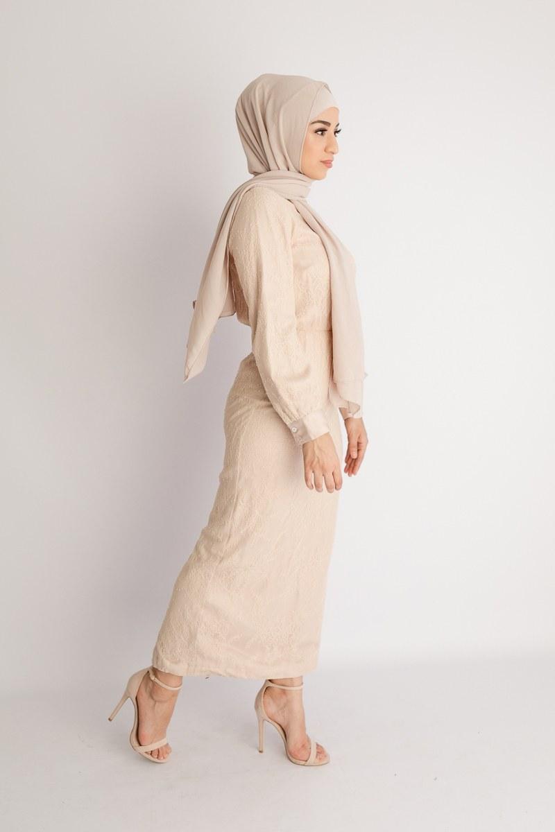 Bentuk Model Baju Lebaran Tahun 2020 S5d8 Padupadan Hijab Dan Dress Trend Model Baju Lebaran Tahun