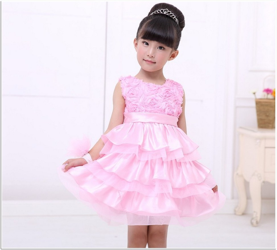 Bentuk Model Baju Lebaran Untuk Anak Perempuan Y7du Model Baju Pesta Kondangan Anak Anak Perempuan Bikin Gemes