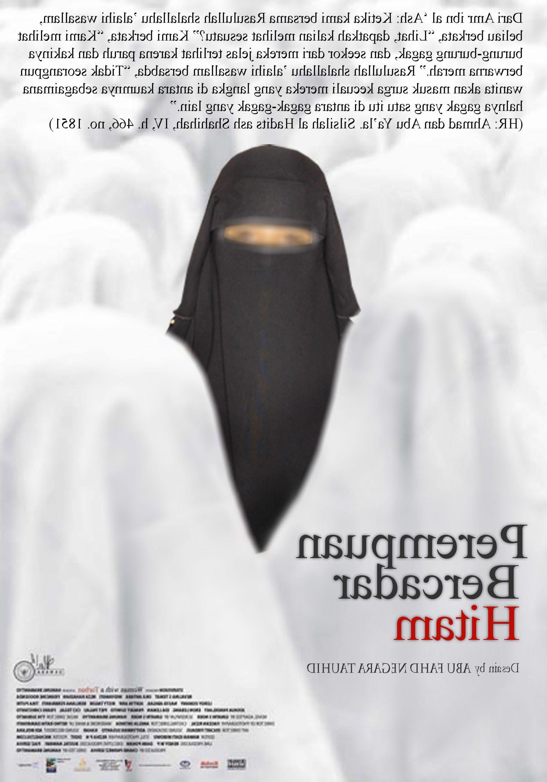 Bentuk Muslimah Bercadar Hitam 3id6 Perempuan Bercadar Hitam