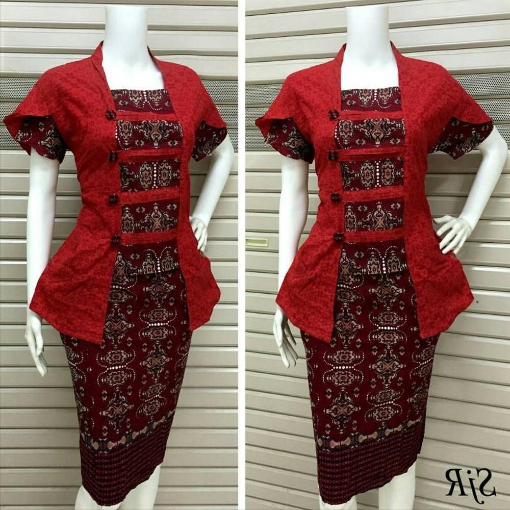 Bentuk Setelan Baju Lebaran Wanita T8dj Jual Diskon Baju Batik solo Setelan Murah Kutubaru Busui