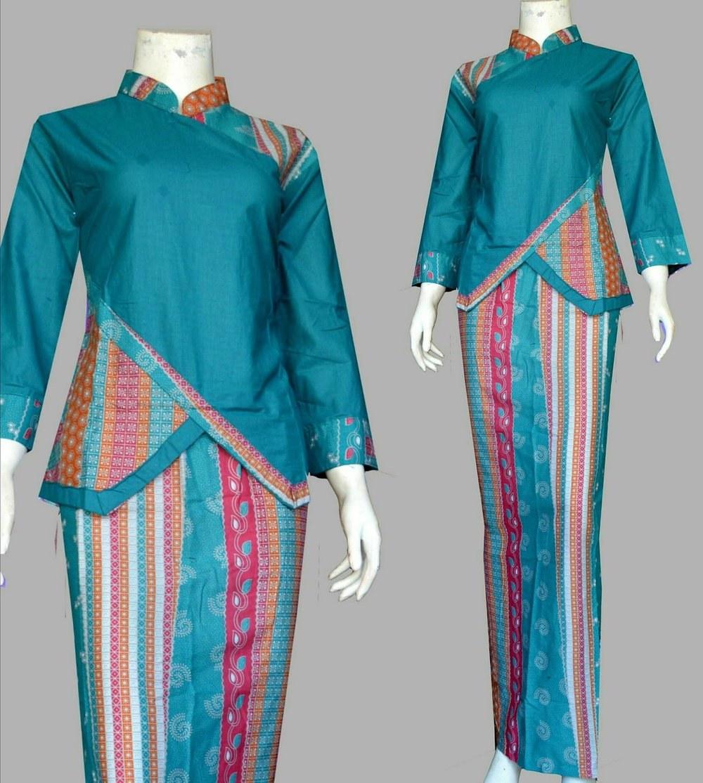 Bentuk Setelan Baju Lebaran Wanita Wddj Jual Diskon Kebaya Batik Kartini Setelan Rok Blus Baju