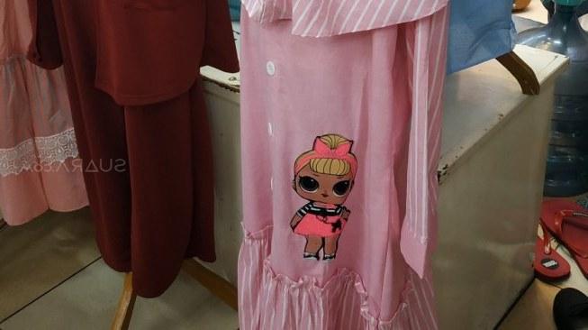 Bentuk Tren Baju Lebaran Anak 2019 Nkde Baju Gamis Anak Anak L O L Jadi Tren Di Lebaran Tahun Ini