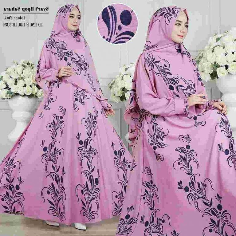 Bentuk Trend Warna Baju Lebaran 2018 S5d8 Trend Gamis Lebaran Terbaru 2018 Sahara Pink Model Baju