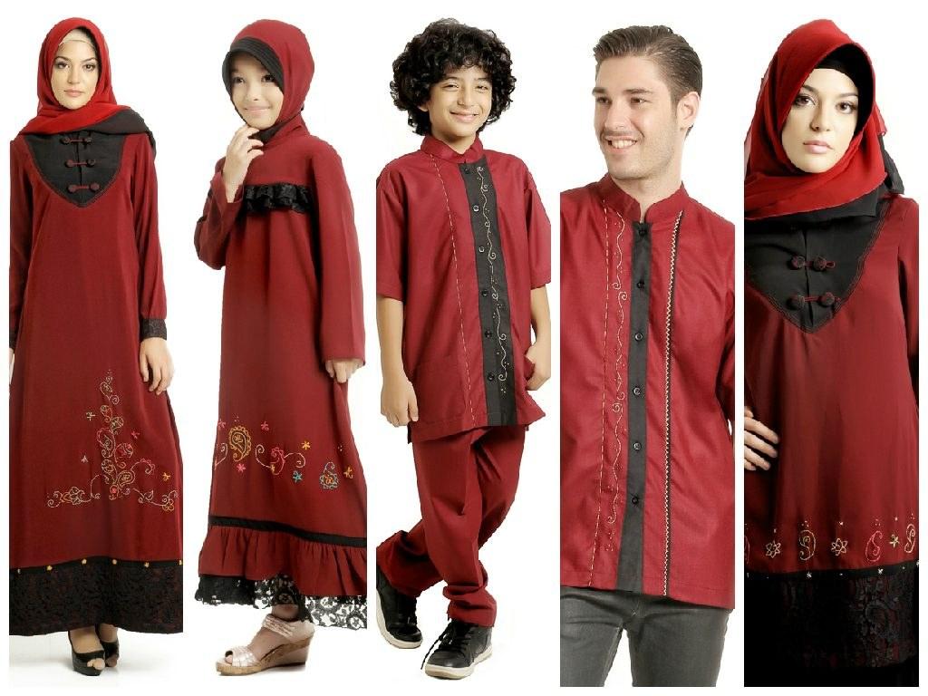Design Baju Lebaran 2017 Rldj Baju Lebaran Remaja 2017 Berhijab