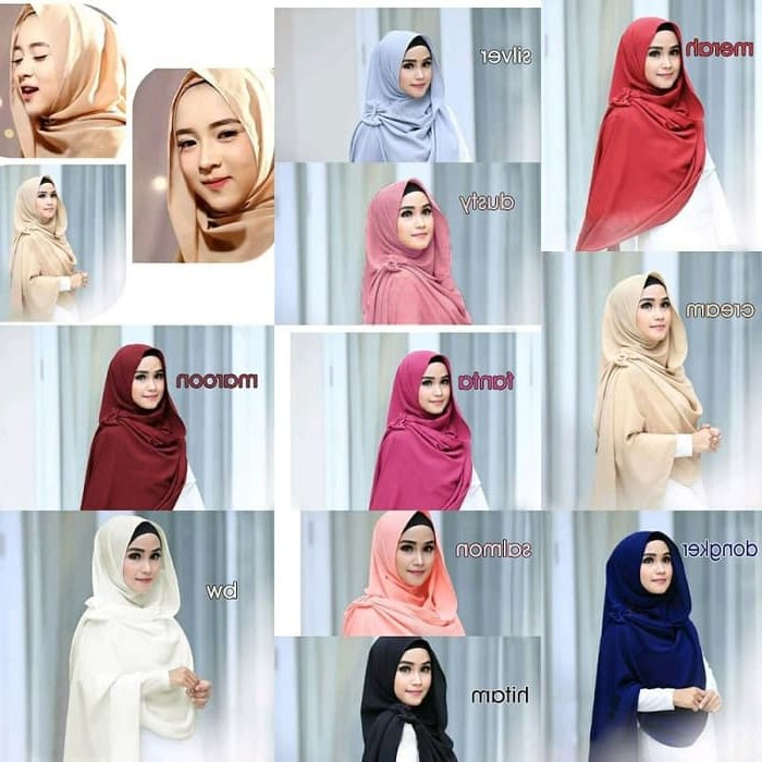 Design Baju Lebaran Ala Nissa Sabyan Wddj Model Hijab Instan Nissa Sabyan Terbaru 2019 Trend