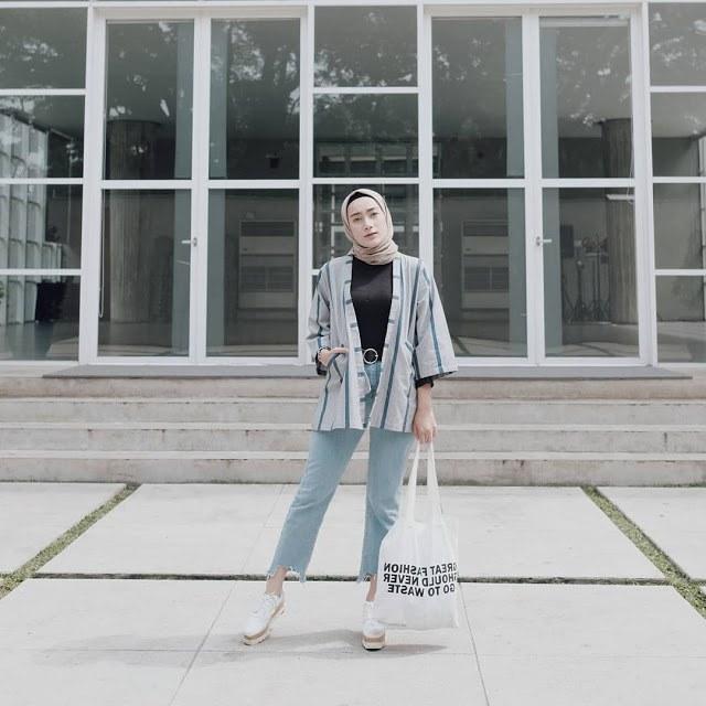 Design Baju Lebaran Ala Selebgram 9fdy 80 Model Baju Lebaran Terbaru 2019 Muslimah Trendy Model