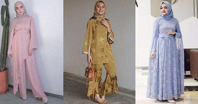 Design Baju Lebaran Ala Selebgram Dwdk Prediksi Tren Busana Lebaran 2018 Ala Selebgram Muslimah