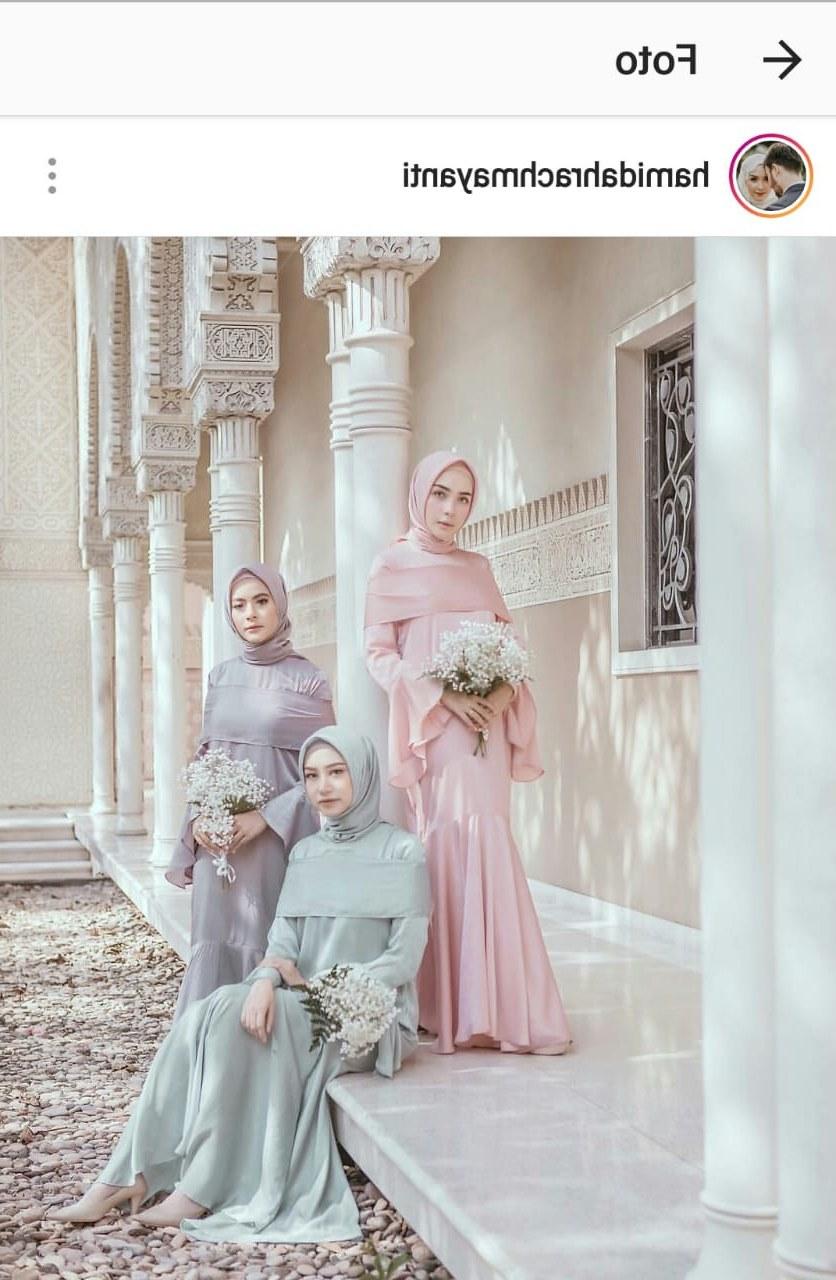 Design Baju Lebaran Ala Selebgram E6d5 Coba Intip Tren Busana Lebaran 2018 Ala Selebgram Muslimah