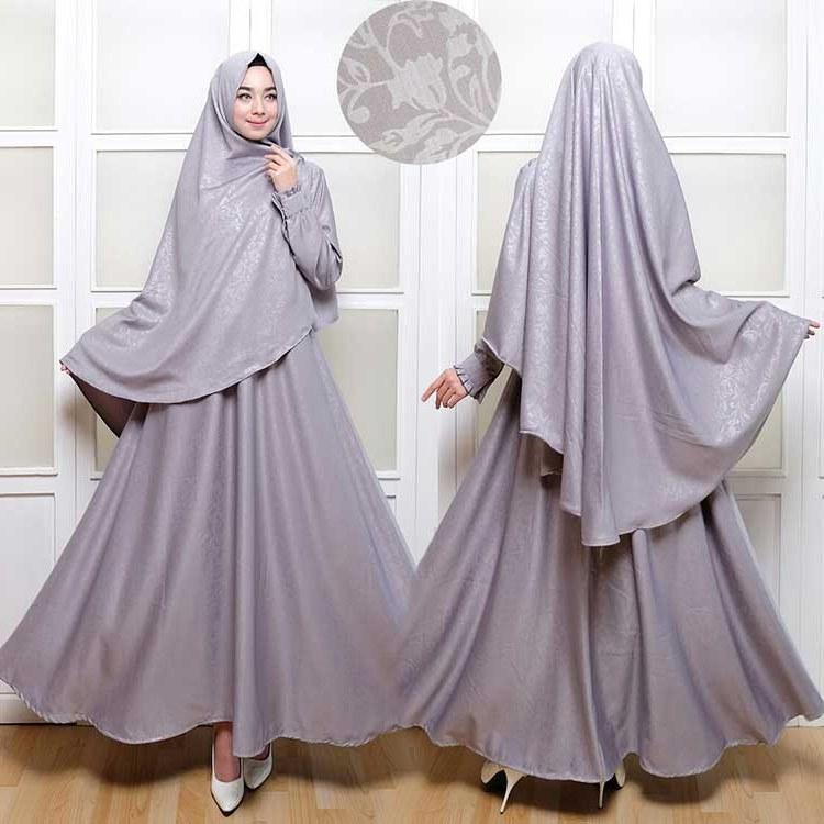 Design Baju Lebaran Ala Selebgram Wddj Rekomendasi Model Baju Gamis Terbaru Lebaran Menawan Ala