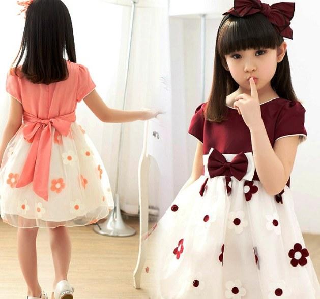 Design Baju Lebaran Anak Perempuan T8dj 5 Model Baju Anak Perempuan Trendy Darcpoetry