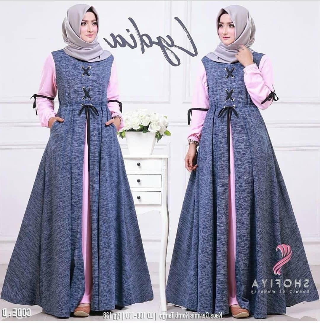 Design Baju Lebaran Anak Perempuan Umur 12 Tahun Dwdk Gamis Anak Perempuan Umur 12 Tahun Gambar islami
