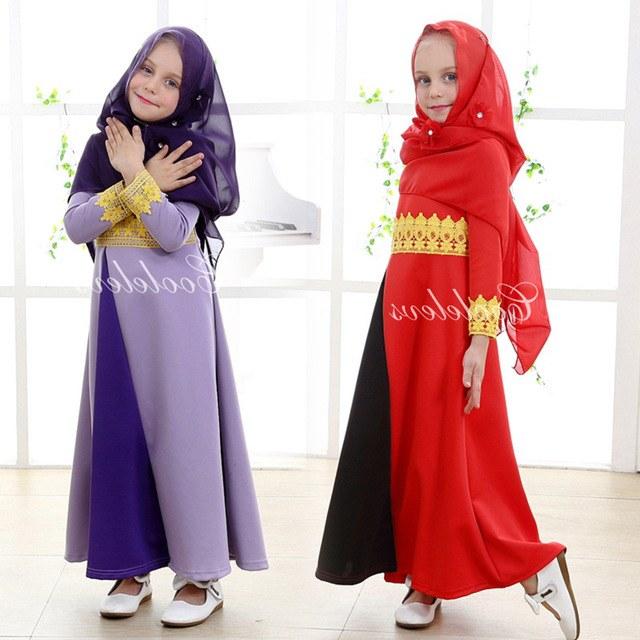 Design Baju Lebaran Anak Perempuan Umur 12 Tahun S1du 18 Model Baju Muslim Anak Terbaru 2020 Laki Laki