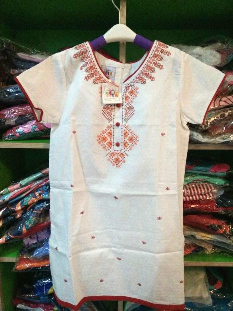 Design Baju Lebaran Anak Perempuan Umur 8 Tahun Fmdf Jual Tunik Anak Umur 7 8 Tahun Contempo Keikidscorner