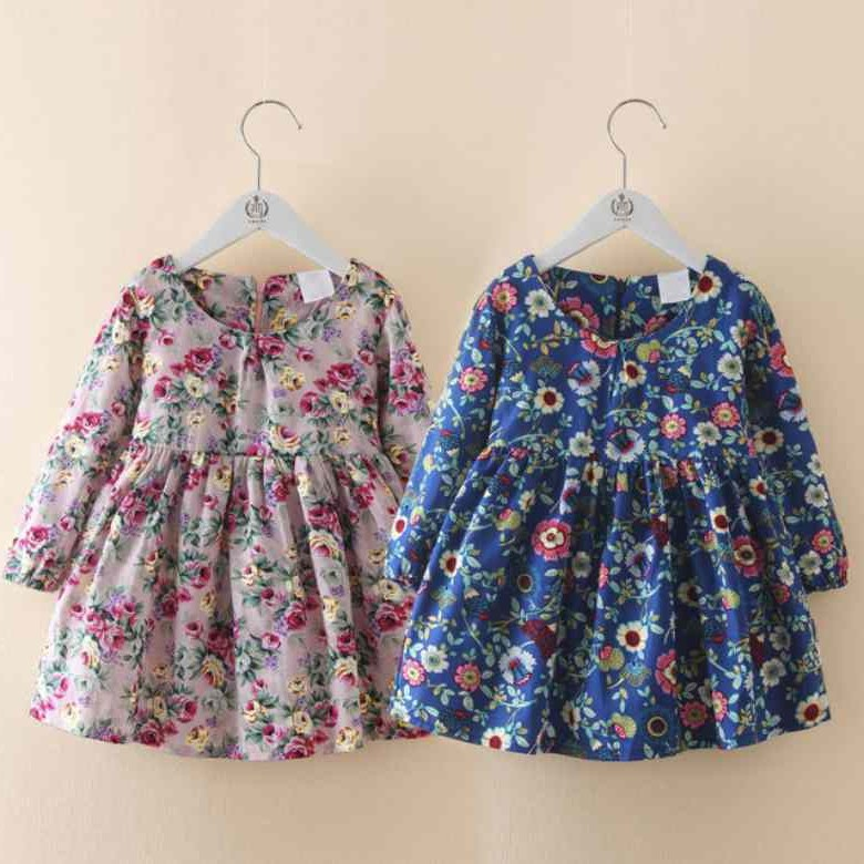 Design Baju Lebaran Anak Perempuan Wddj 15 Tren Model Baju Lebaran Anak 2019 tokopedia Blog
