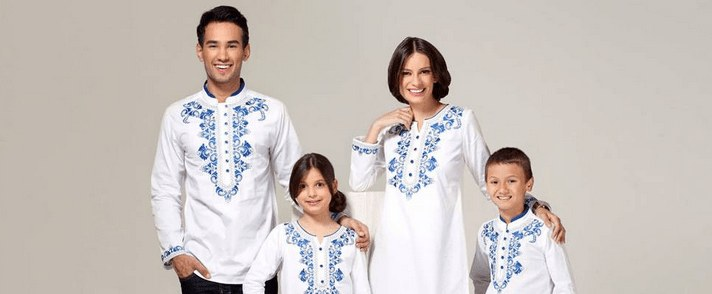 Design Baju Lebaran Baru 9fdy Baju Baru Di Hari Lebaran Simbol Rasa Syukur Datangnya